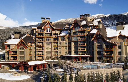 North American Deal Of The Day - Four Seasons Resort Whistler