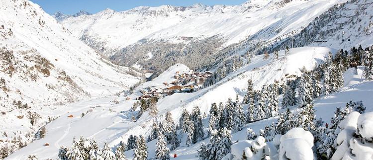 Ski Chalet Holidays, Obergurgl, Austria