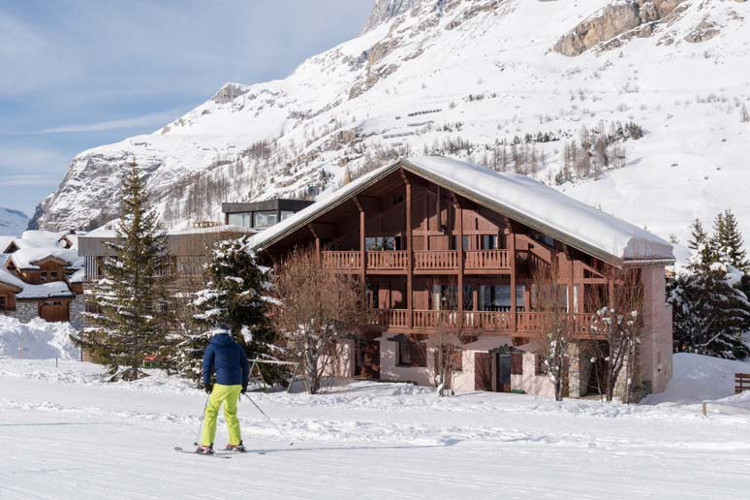 Our Value Range Ski Chalets