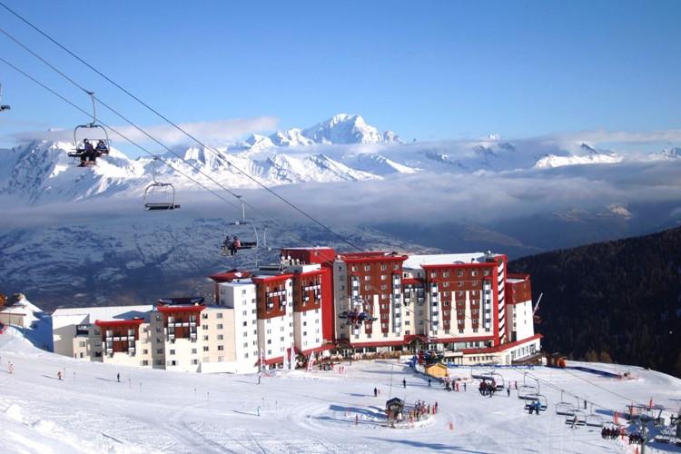 Paradiski Ski Area 10 Years On