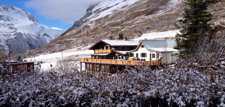 Restuarants in Val d'Isere village