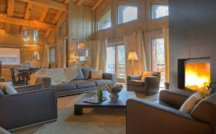 Chalet Tanniere, takes luxury chalets to a whole new level.