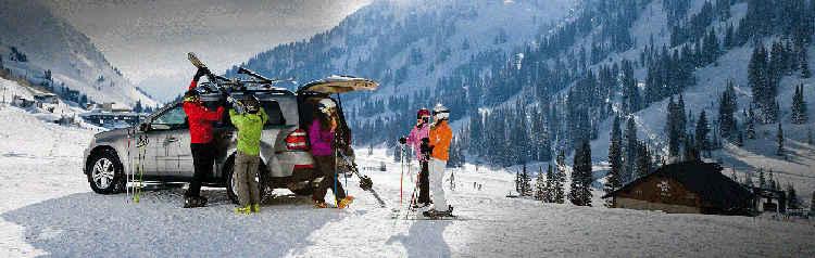 Self-Drive Ski Holiday Apartments