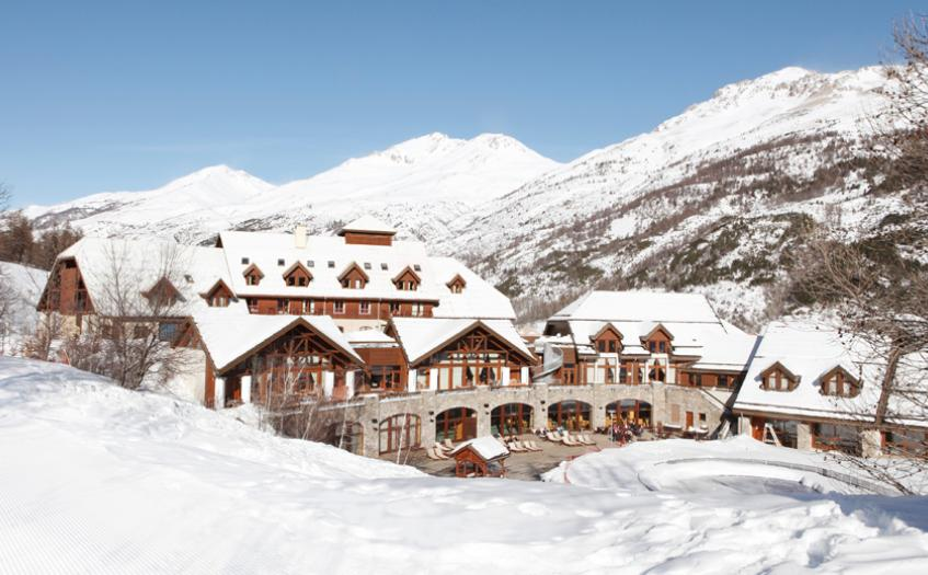 Club Med Serre Chevalier - Top 10 All Inclusive Skiing Holidays
