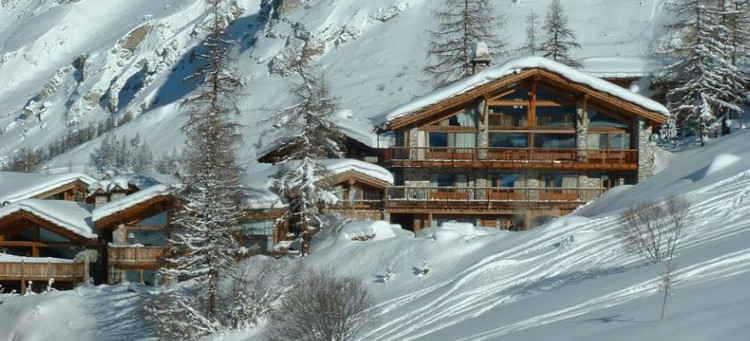 Ski Chalet Deals April 2021