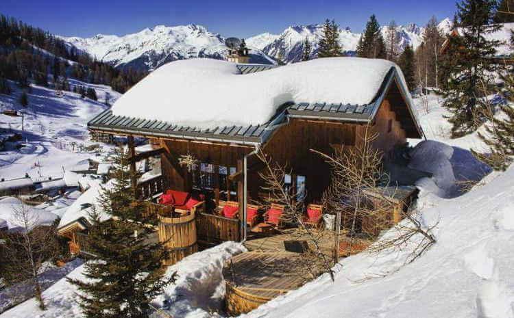 Ski Chalet Deals Half Term 2021
