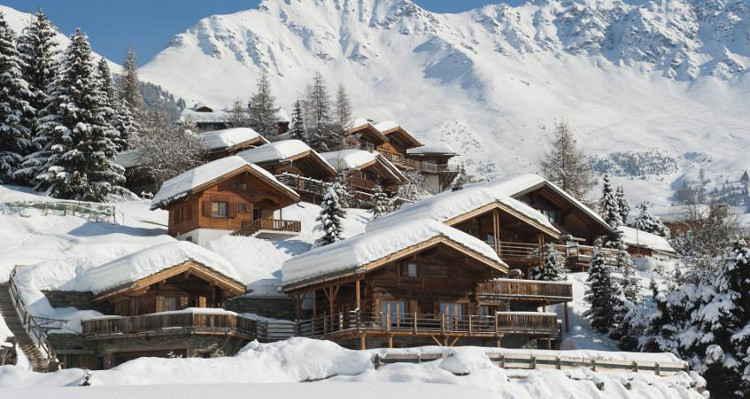 Ski Chalet Deals January 2021