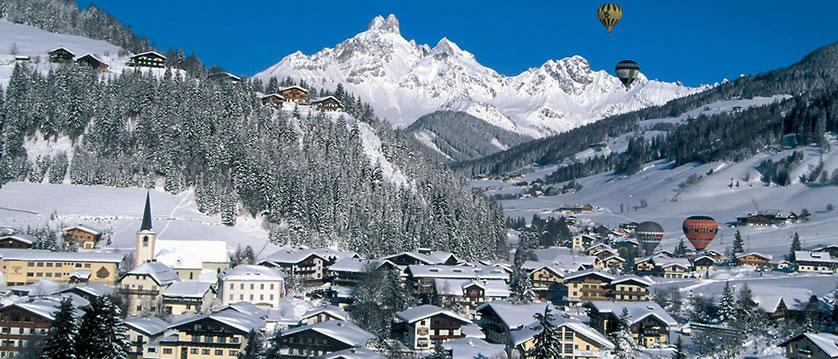 Ski Chalet Holidays Austria