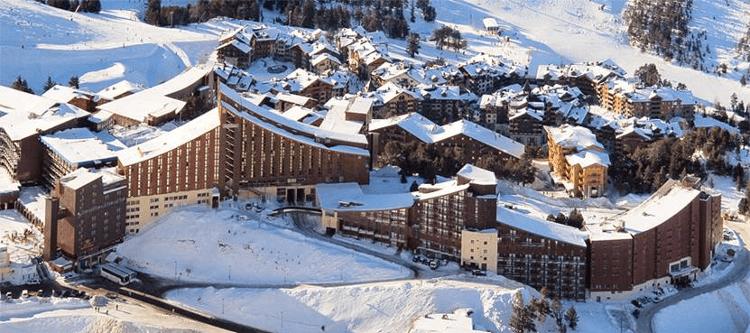 Ski Chalet Holidays, Les Arcs, France