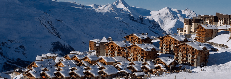 Ski Chalet Holidays, Les Menuires, France