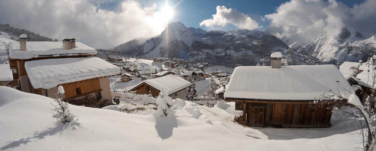 Ski Chalet Holidays, St-Martin-de-Belleville, France