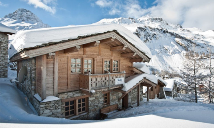 Chalet Arabella in Val d'Isere was one of Ski Val's popular chalets in Val d'Isere