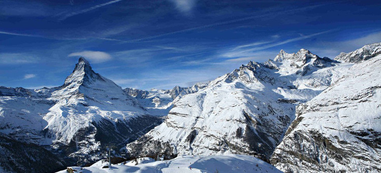 Ski Chalet Holidays, Cervinia, Italy