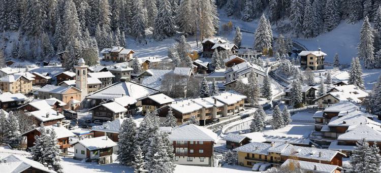 Ski Chalet Holidays, Champoluc, Italy