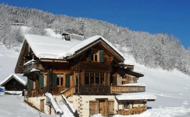 Ski Chalets Sleeping 18 People
