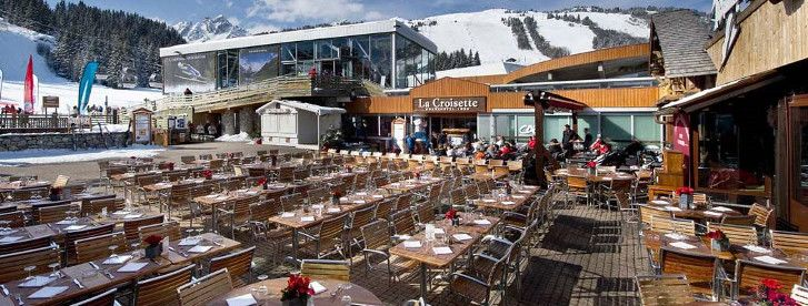 Ski Holidays Le Tremplin Courchevel