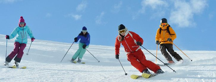 Skiing Holidays in France