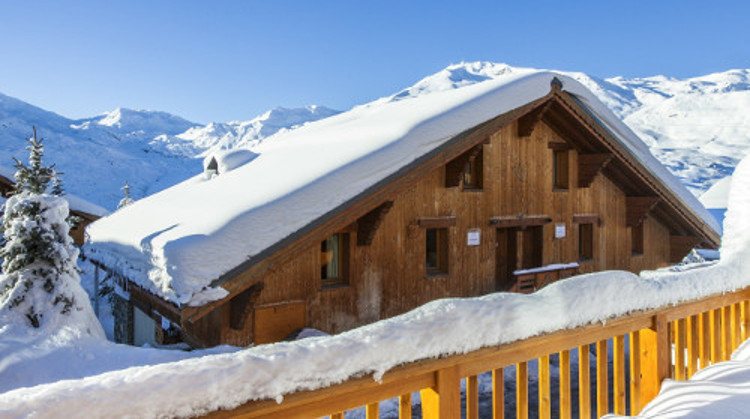 One of Skiline.co.uk ski chalets that are ideal for families in la Plagne