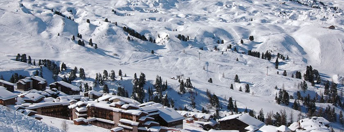 Ski Holidays, La Plagne, France