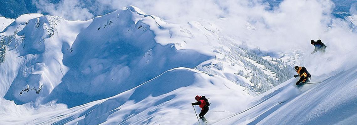 Ski Hotel Holidays Canada