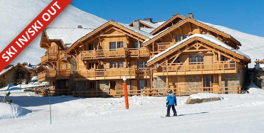 Ski In/Ski Out Ski Deals