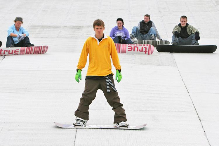 Ski Line Agree New Partner