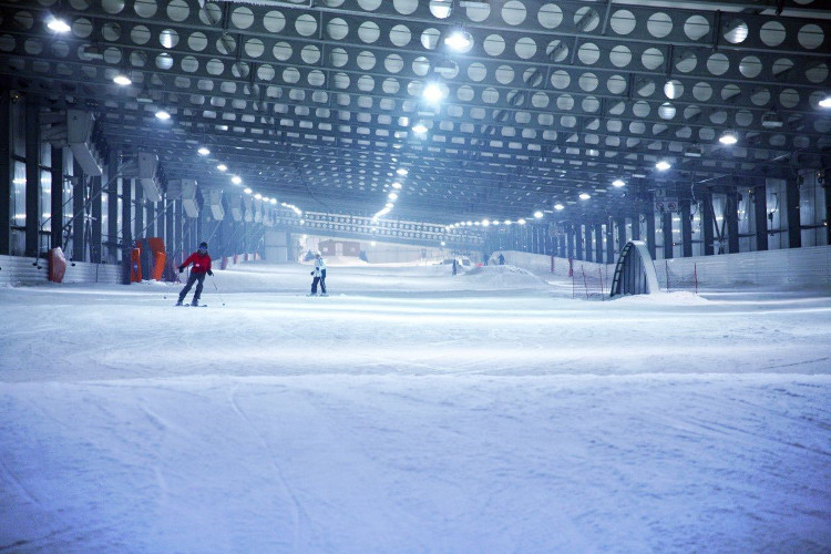 Tignes new indoor slope will be named Ski Line