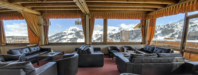 Ski Olympic Lounge Area