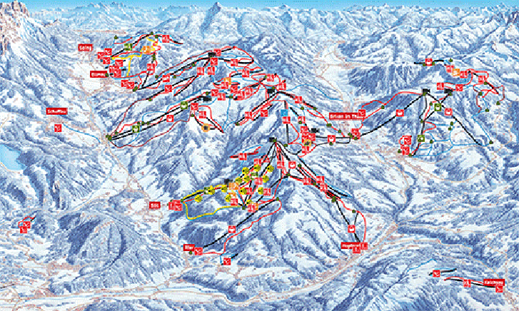 Skiwelt Ski Deals