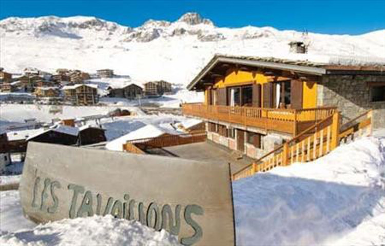 Ski World loose chalet as bailiffs move in to chalet Tavaillons