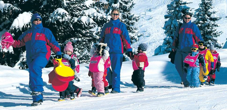 Ski Esprit Childcare