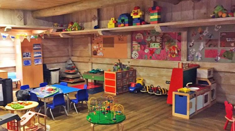 Mark Warner Childcare