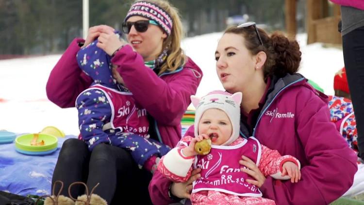 Ski Famille Childcare