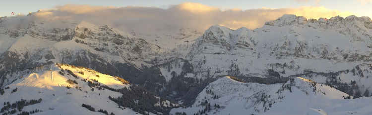 The Morzine slopes are expecting more snow, nearly 1.5m