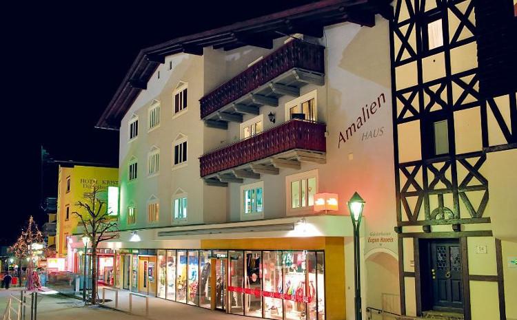 Chalet Amalien Haus external