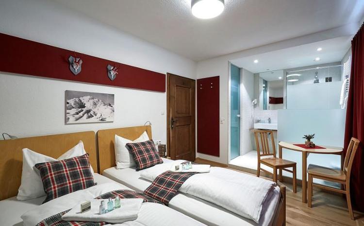 Chalet Amalien Haus, bedroom