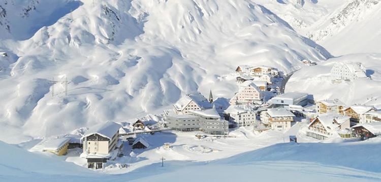 Ski Chalet Holidays St Christoph, Austria