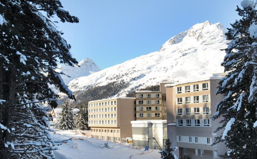 Club Med St Moritz - Top 10 All Inclusive Skiing Holidays