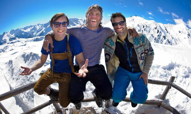 The Funniest Skiing Holiday Ever