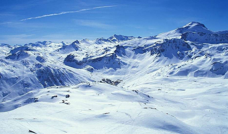 Val d'Isere Ski Resort