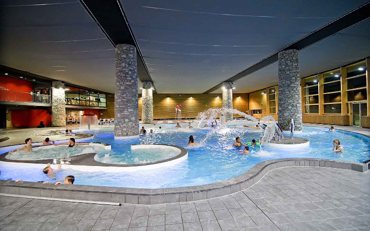 Swimming Pool Val d'Isere