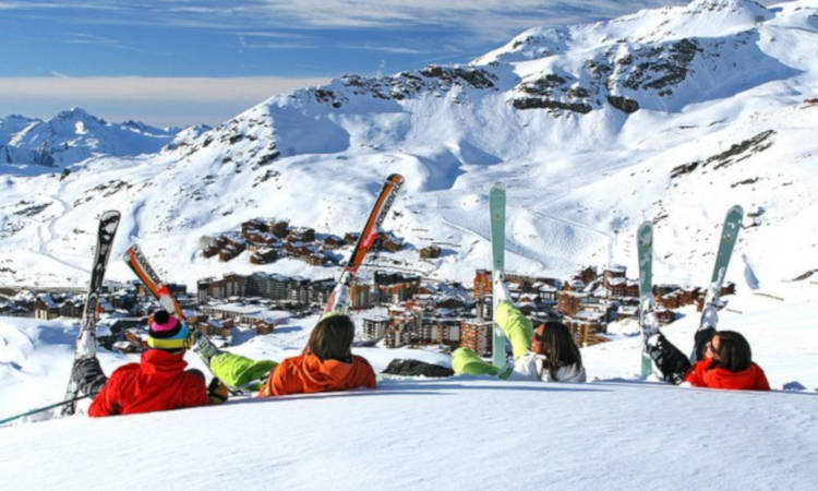 The best skiing in 2019 from the team at skiline - Val Thorens
