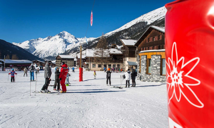 "The first European ski resort to adopt ""Dynamic pricing"" for Ski passes"
