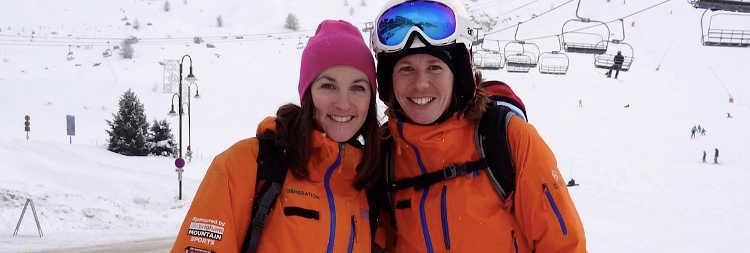 Ski schools in Tignes