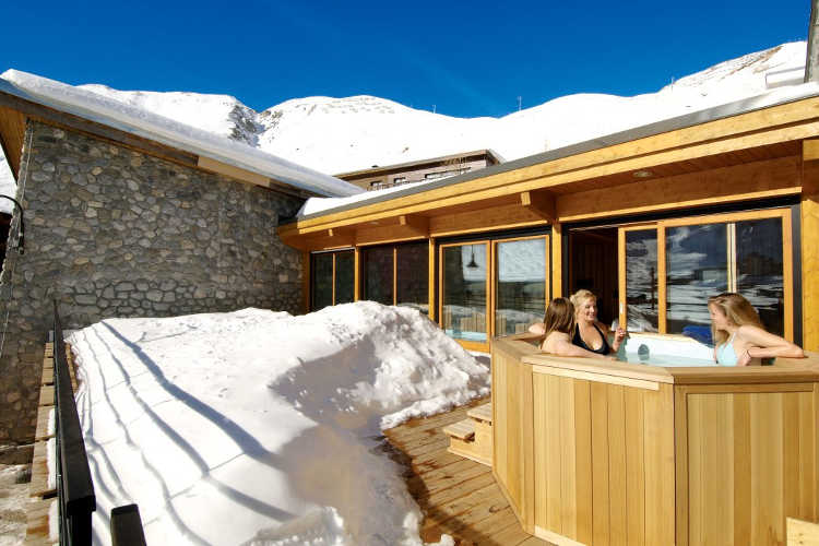 Where to stay in Tignes