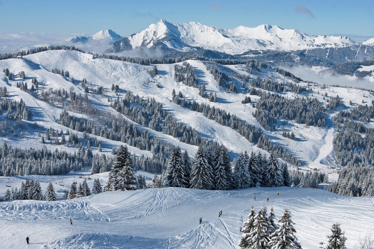 The ultimate guide to skiing in Portes du Soleil - Les Gets