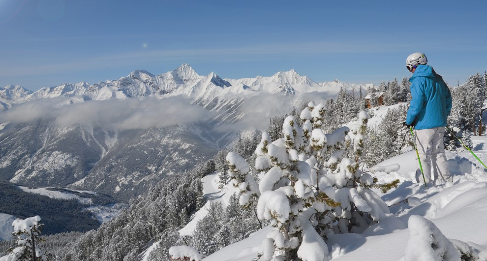 Panorama is a wonderful alternative to skiing in Europe