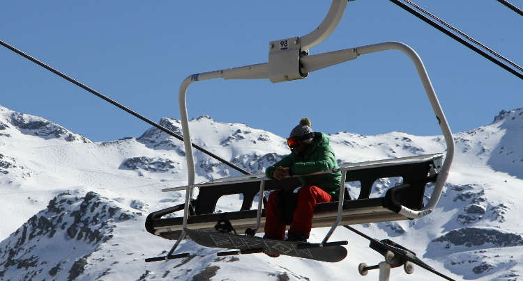Three Valleys Lift Pass Cost