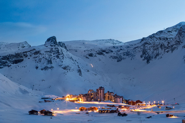 Ski hotel holidays in Tignes