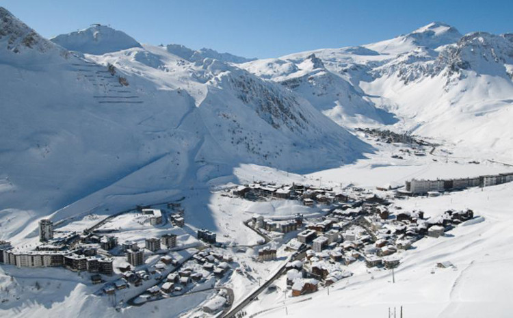 Tignes Best off piste skiing